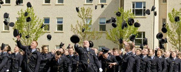 Top Five Reasons to Join An Garda Síochána