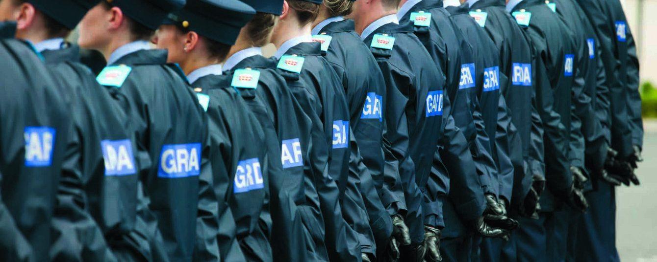 What are the Core Competencies for An Garda Síochana Recruitment 2021?