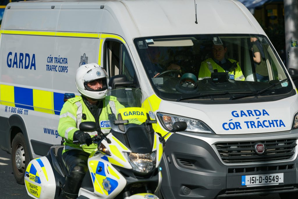garda recruitment