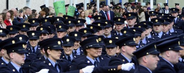 What are Core Competencies for An Garda Síochana Trainees?
