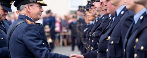 When is the next Garda Recruitment Campaign?